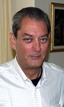 Paul Auster in New York City 2008.jpg