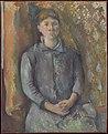 Paul Cézanne Madame Cézanne.JPG