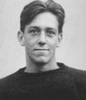 1913 College Football All-America Team - Paul Des Jardien of Chicago