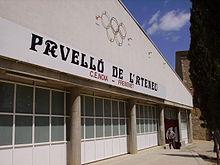Pavell de l 39 ateneu de sant sadurn wikipedia for Piscina municipal mataro