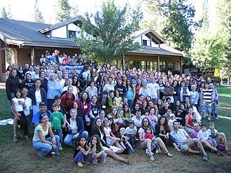 Jewish-Palestinian Living Room Dialogue Group - Palestinian-Jewish Family Peacemakers Camp