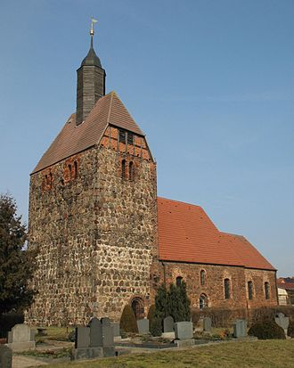 Treuenbrietzen - Church in Pechüle