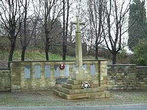 Pendlebury -  Pendlebury War Memorial