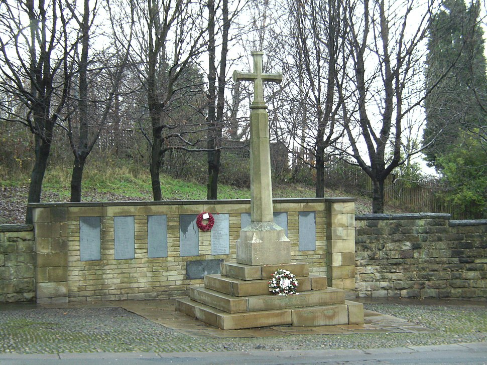 Pendlebury war memorial