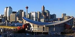 Skyline van Calgary