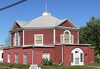 People's Unitarian Church (Ord, Nebraska) from SW.JPG