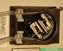 Peristaltic Pump Wikipedia