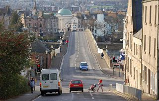 Bridgend, Perth and Kinross Human settlement in Scotland