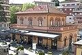 Perugia, 2012 - Sant'Anna railway station's building.jpg