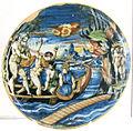 Pesaro, barca di caronte nell'acheronte, xvi sec.JPG