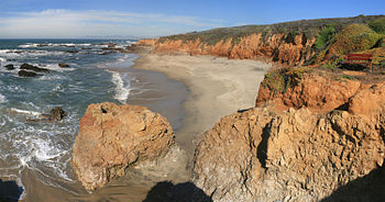 Pescadero State Beach - Wikipedia