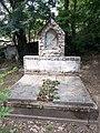 Pesti úti Cemetery, Baán Brauch family grave, 2020 Göd.jpg