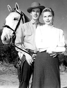 Peter Breck Anna Lisa Black Saddle 1959.JPG