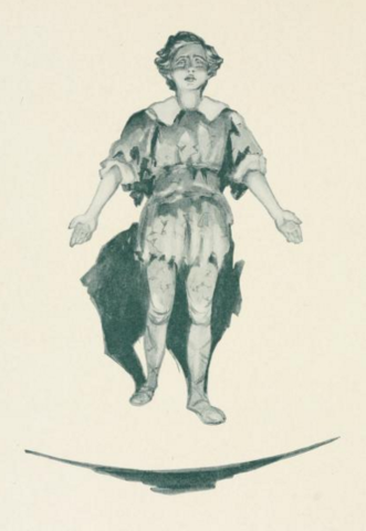 File peter pan by oliver herford literawiki for Disegni peter pan