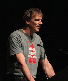 Peter Watts' acceptance speech at the 2010 Hugo Awards ceremony