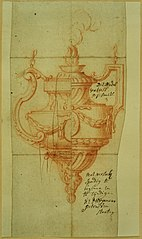 Design for a sanctuary lamp