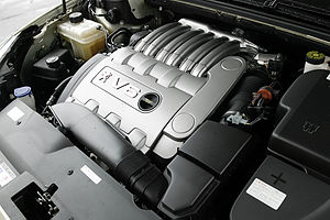 Peugeot 407 - Peugeot 407 V6 petrol engine
