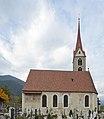 Pfarrkirche Sankt Georg Vahrn Südfassade.jpg