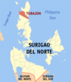 Ph locator surigao del norte tubajon.png