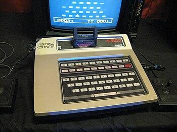 Philips Videopac G7000 aka Magnavox Odyssey²