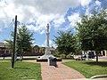 Phoenix Park Confederate Monument, Waycross.JPG