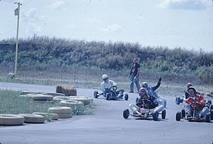 Kart racing - Kart racing in Illinois in 1962