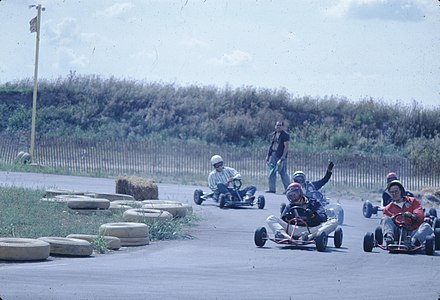 Kart racing in Illinois in 1962 Photography by Victor Albert Grigas (1919-2017)00025 sept 62 (37295972680).jpg