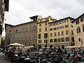 Piazza san firenze, veduta con palazzo gondi.JPG