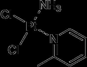 Platinum-based antineoplastic - Image: Picoplatin