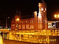 Pierhead Building Cardiff Bay At Night - geograph.org.uk - 316114.jpg