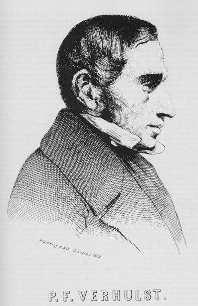 Pierre Francois Verhulst