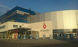 Ice Arena Tomaszów Mazowiecki