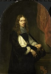 Portrait of Pieter de Graeff (1638-1707), lord of Zuid-Polsbroek, Purmerland, and Ilpendam. Alderman of Amsterdam
