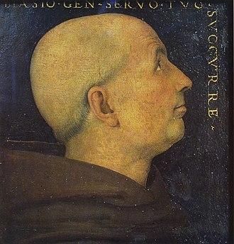 Vallombrosa Altarpiece - Image: Pietro Perugino cat 58a