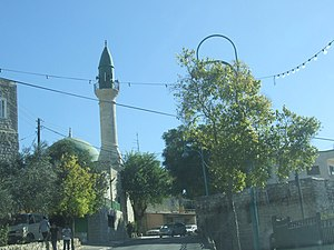 Ma'alot-Tarshiha - Sheik Abd Allah Pasha Mosque
