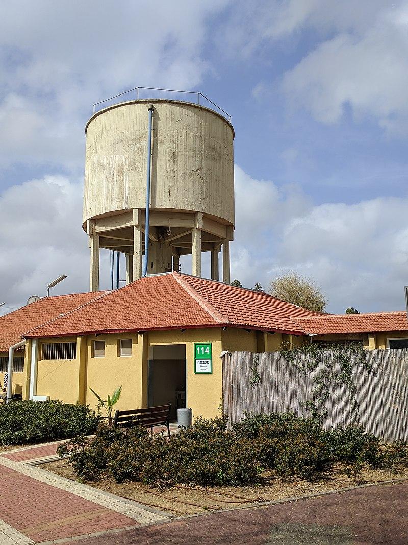 מגדל המים בבית ברל