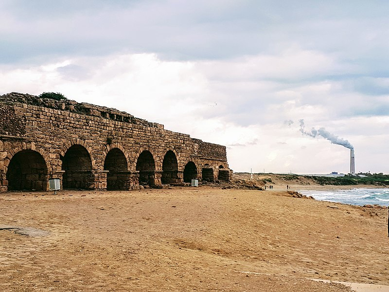 אמות מים קיסריה