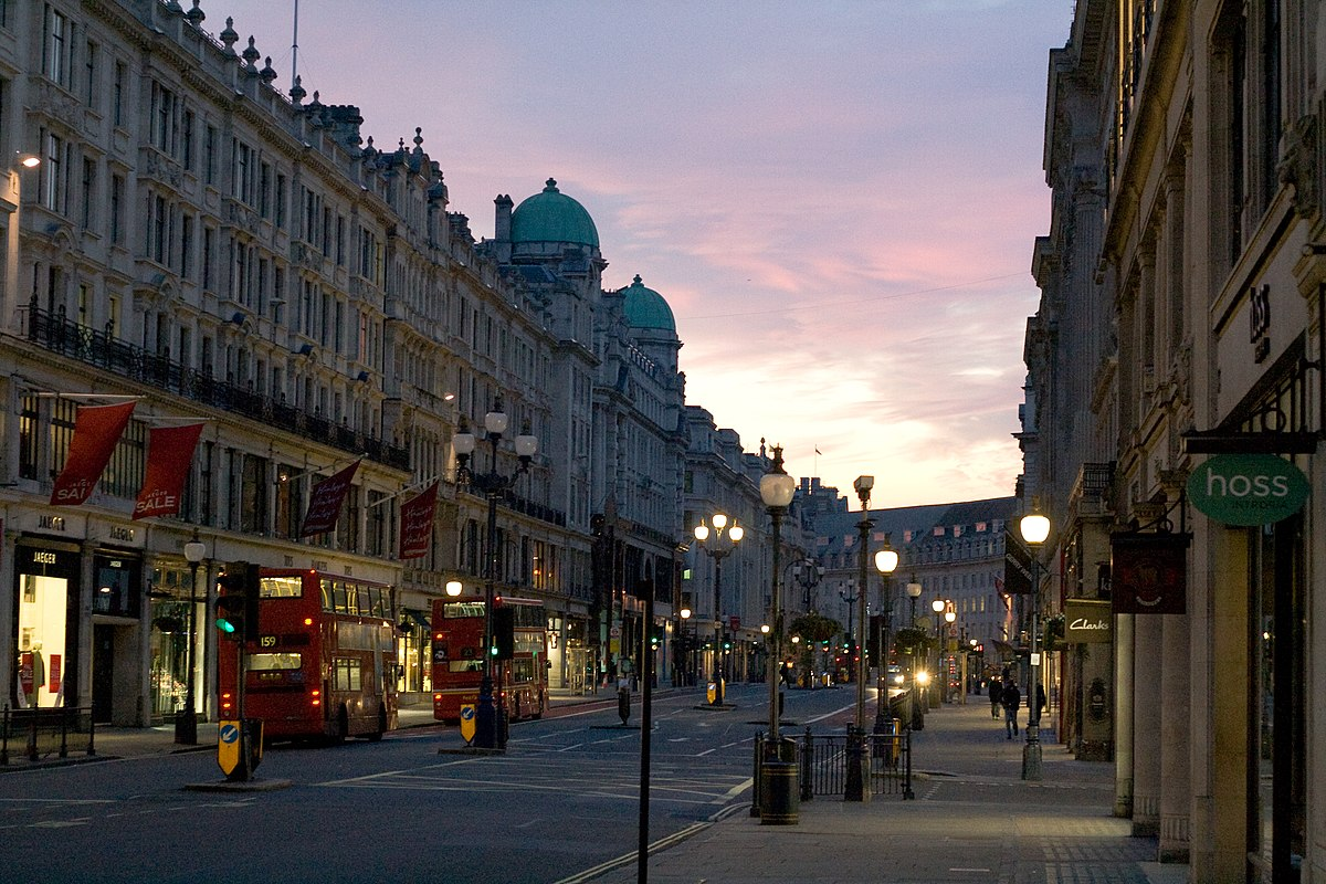 london street regent sunrise climate pink wikipedia file commons jermyn wikimedia wiki