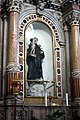 Piran, St. Francis of Assisi Church, side altar.jpg