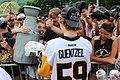Pittsburgh Penguin player- Guentzel signs (35825963195).jpg
