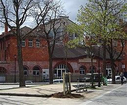 Piscine De La Butte Aux Cailles Wikipedia