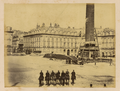 Place Vendôme; General Staff Officers Supervising Felling Measures of the Column WDL1280.png