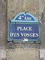 Place des Vosges street sign.jpg