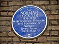 Plaque - Norman Lockyer.jpg
