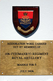 Plaque Queen Anne's Battery 2006.png