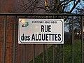 Plaque rue Alouettes Fontenay Bois 4.jpg