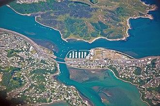 Wellington Region - Plimmerton, Paremata and Pauatahanui Inlet