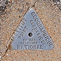 Point Geographique (geodetic monument) on Corsica.jpg