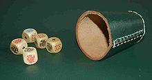 Escalero wikipedia for Yahtzee tabelle