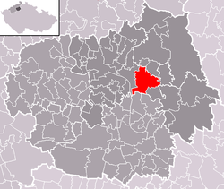 Location of Polepy